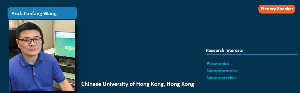 Prof. Jianfang Wang Has Accepted to Attend ICNS8 as Keynote Speaker