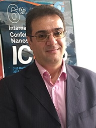 Prof. Reza Asgari Has Accepted to Attend ICNS8 as Invited Speaker