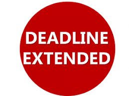 December 22-31, 2019: Late Extended Abstract Submission
