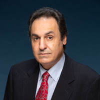 Dr. Angelo Homayoun All Has Accepted to Attend ICNS8 as Distinguished Invited Speaker